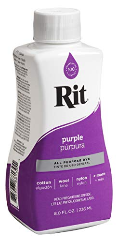 Rit All-Purpose Liquid Dye, Purple