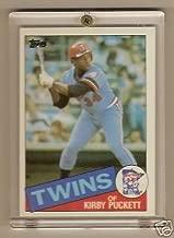 1985 Topps Kirby Puckett Rookie #536 Mint