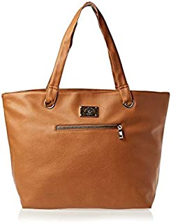 BHPC Womens Tote Bag, TAN - BH2686J
