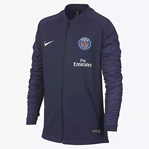 Nike 2018-2019 PSG Anthem Jacket (Navy) - Kids