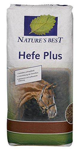 Nature\'s Best Hefe Plus Pellets 25kg