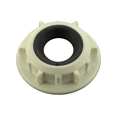 Indesit C00144315 Vaatwasser Top Spray Arm Bevestigingsmoer en Pakking Seal Past voor Ariston/Creda/Hotpoint/Indesit/Philco
