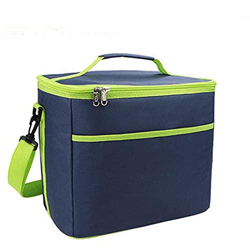 QQWJSH Outdoor-Eisbeutel 8L Eisbeutel 16L Isolierpack Lunchbox Lunchbox Isolierbox Isolierbeutel Gekühlte Lebensmittel