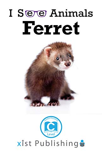 Ferret (I See Animals) (English Edition)