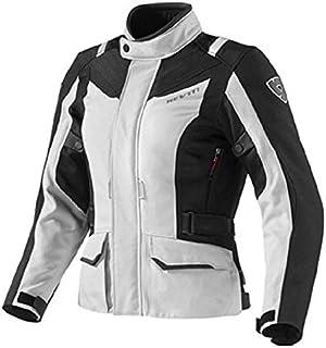 Chaqueta Moto Rev it Voltiac Ladies Silver-Black 42Lady