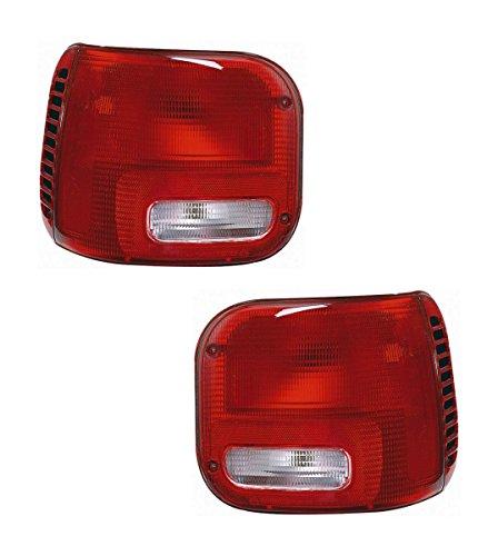 Passenger Right Corner Light For 1998 99 00 01 02 03 Dodge Van Full Size