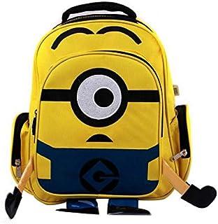 Despicable Me Minion School Bag Children Backpack