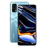 realme 7 Pro - Smartphone de 6.4', 8GB RAM + 128GB ROM, Pantalla SuperAMOLED FHD+, procesador Octa-Core Snapdragon 720G, Plata