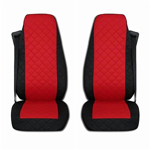 AutoScheich/® Camiones Felpudo pie alfombrillas de interior Alfombra 2 unidades para Actros MP4