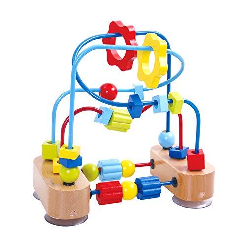 Tooky Toy- Andreu Toys Motricité Boucle, TKC315, Multicolore, 21.5 x 13 x 20.5 cm
