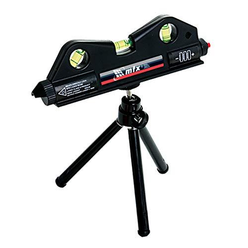 Nível Laser 170 Mm Com Tripé De Altura Até 150 Mm E 3 Bolhas Mtx