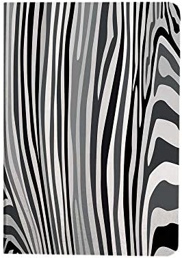 Zebra Print iPad Air 4 Case 2020 iPad 10 9 Case Zebra Pattern Vertical Striped Nature Wildlife product image