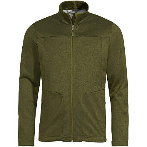 VAUDE Herren Valua Fleece II Jacke, Bamboo, XL