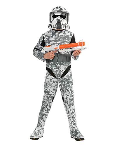 Horror-Shop ARF Trooper Kostüm für Kinder S