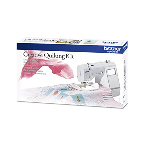 Brother Creative Quilting Kit QKM2 (für M280D, NV 955, NV 950)