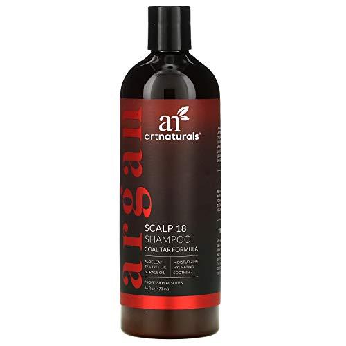 Tête Peau 18Medicated Coal Tar Shampoing, 16fl oz...