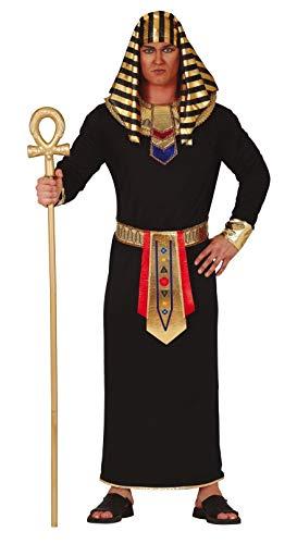 FIESTAS GUIRCA Disfraz de faraón Egipcio Rey Egipcio Hombre