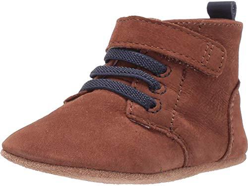 Robeez Lucas Camel First Kick Baby Shoe 9-12mo