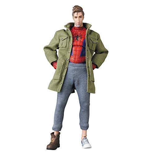 MAFEX Spider-Man (Peter B. Parker - Figura de Spider-Man