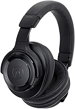 Audio-Technica ATH-WS990BT Solid Bass Over-Ear Bluetooth Headphones