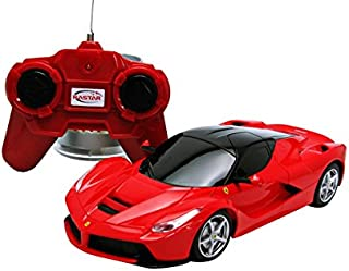 Rastar Ferrari LaFerrari Remote Control Car, Red, 48900