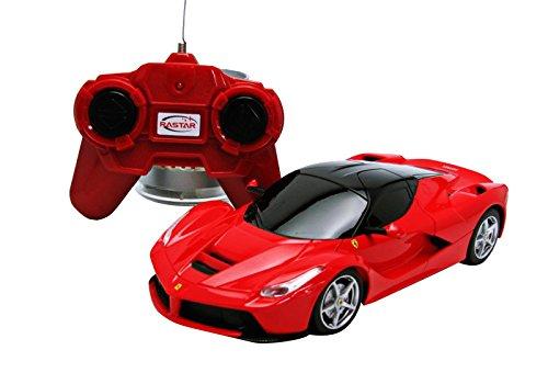 rastar - 48900 - Véhicule Miniature - Modèle À L'échelle - Ferrari Laferrari - Radio Control - Echelle 1/24