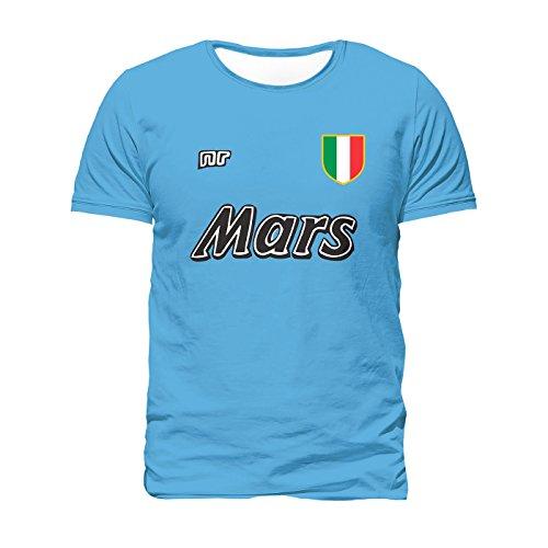NUM - Napoli Urban Mentality - T-Shirt Uomo - Mars