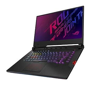 "ASUS ROG Strix Hero III  2019  Gaming Laptop 15.6"" 144Hz IPS Type Full HD NVIDIA GeForce RTX 2070 Intel Core i7-9750H 16GB DDR4 512GB PCIe NVMe SSD Per-Key RGB KB Windows 10 Pro G531GW-XB74"