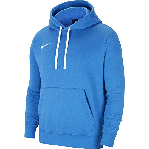 Nike Herren Team Club 20 Hoodie Kapuzenpullover, ROYAL Blue/White/White, XXL