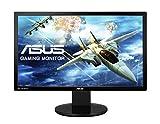 ASUS VG248QZ LED Display 61 cm (24') Full HD Plana Negro - Monitor (61 cm (24'), 1920 x 1080 Pixeles, Full HD, LED, 1 ms, Negro)