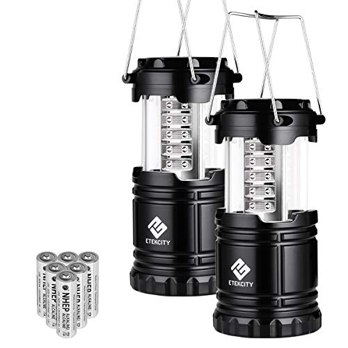 Camping Lights & Lanterns