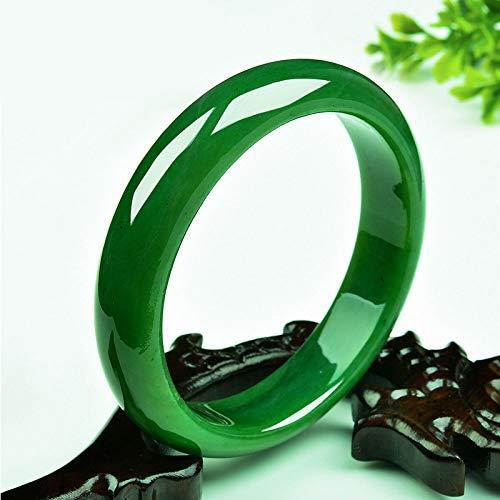 Mayanyan Natürliche & amp; Jade Armband Spinat grüne Jaspis Hand Ring Jade Schmuck Geschenk