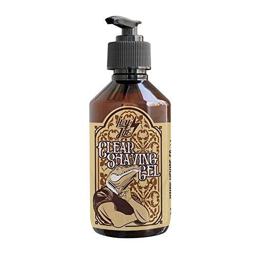 Hey Joe Clear Shaving Gel, Gel Afeitado, Transparente, 250 ml