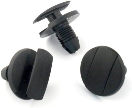 Clips Und Klammern 8565.53 10 X Clips Agrafe Plastique/Rivets Plastiques