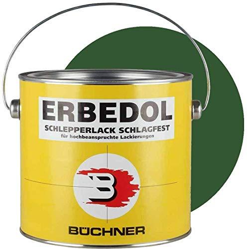 Schlepperlack, FENDT-GRÜN, 2,5 LITER, Traktor, Trecker, Frontlader, lackieren, Farbe, restaurieren, schnelltrocknend, deckend Lack, Lackierung,