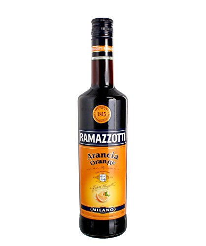 Ramazzotti - Arancia Orange Halbbitter 25% Vol. Likör - 0,7l