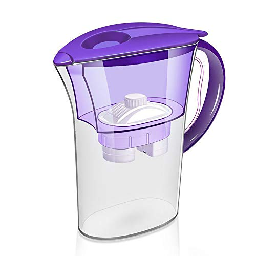 Xiaojie Purificador de agua, filtro de carbón activado doméstico, hervidor frío, purificador de agua, purificador de agua de cocina