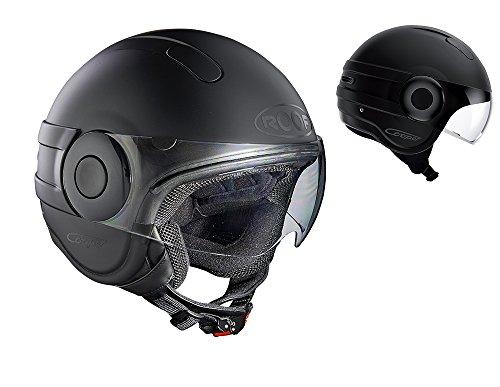 Preisvergleich Produktbild Dach Helm Cooper,  matt schwarz,  Größe XL