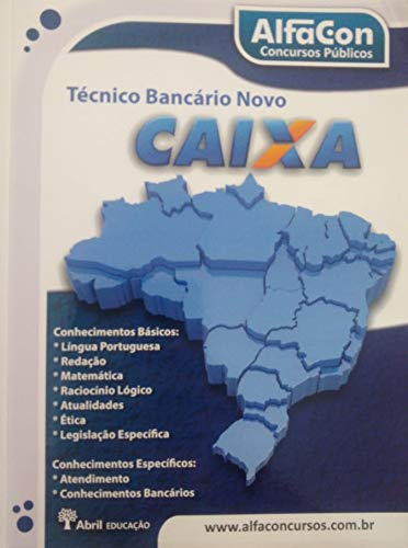 Tecnico Bancario Novo - Caixa Economica Federal -