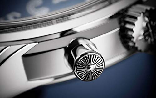 Patek Philippe Complications White Gold 5172G-001 with Blue Varnished dial