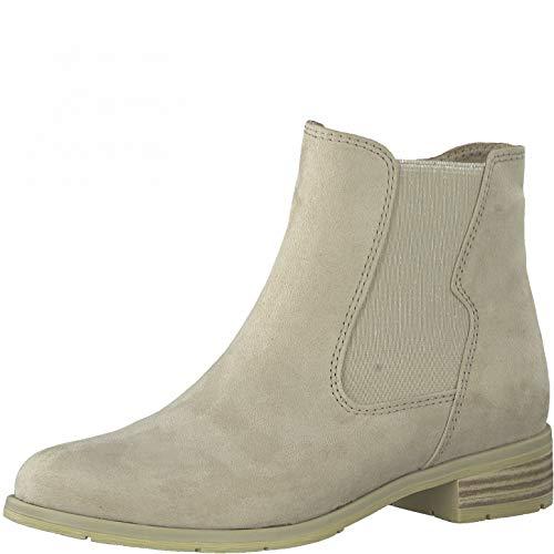 MARCO TOZZI 2-2-25305-26 Damen Boot Chelsea-Stiefel, Dune, 41 EU