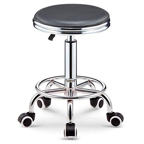 Kantoorstoel Bar Kruk kan worden verhoogd en verlaagd bureaustoel Eetstoel Pulley Receptie Stoel