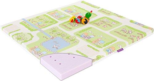 Träumeland t070471 Parc Play et Air Convient, 75 x 100 cm Multicolore