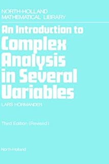 An Introduction to Complex Analysis in Several Variables (Volume 7)