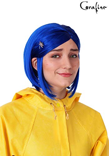 Fun Costumes Adult Coraline Wig Standard