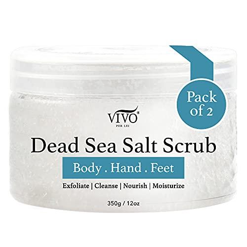 Vivo Per Lei Dead Sea Salt Scrub