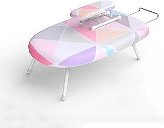 ZB-KK Petit Table à Repasser, 60 * 37 * 17cm de Haute qualité Table à Repasser en Plastique Stable Respirant Table à Repas...