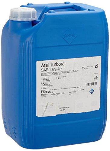 ARAL 15568A Turboral 10W-40 20L