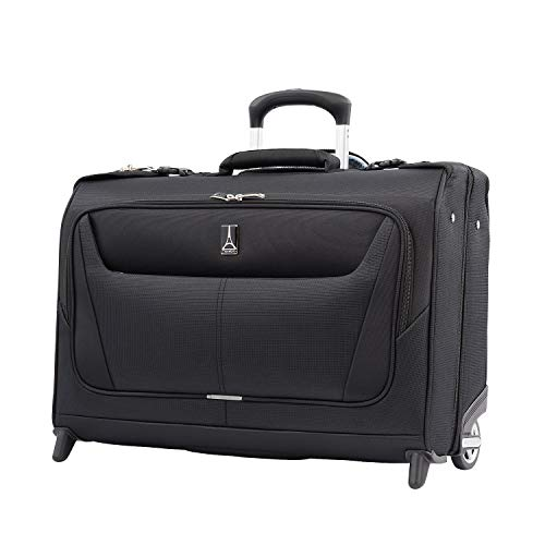 Travelpro Maxlite 5 22' Lightweight Carry-on Rolling Garment Bag, Suitcase, Black