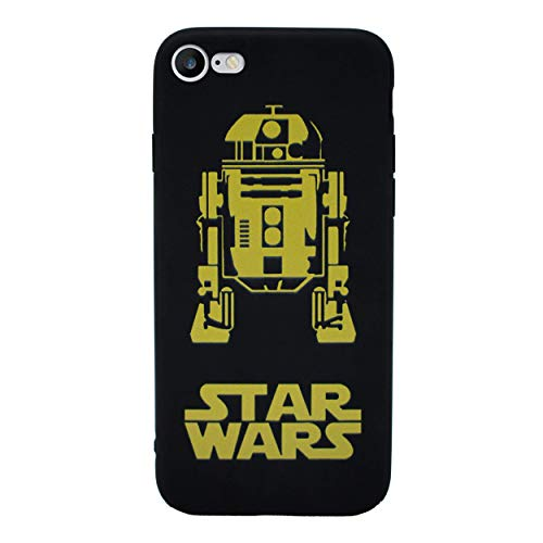iCHOOSE Star Wars sjabloon voor smartphone Apple iPhone 5s / 5 / SE R2-D2